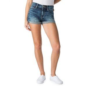 Levi hi rise shorts